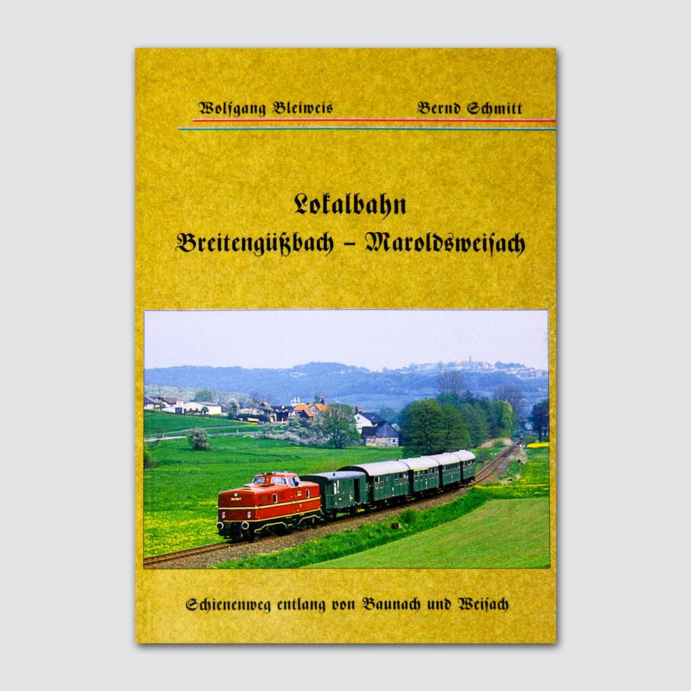 Lokalbahn Breitengüßbach - Maroldsweisach Vorderseite
