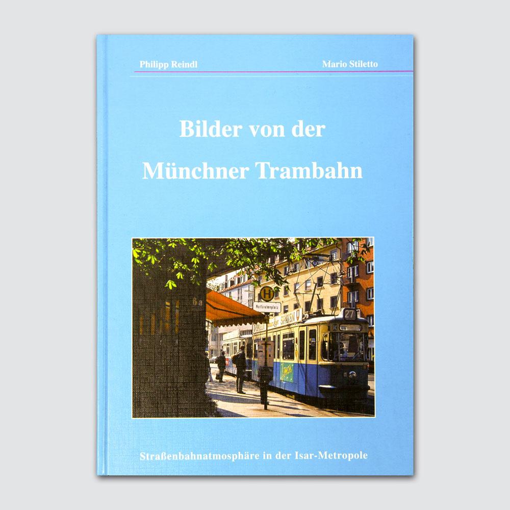 Münchner Tram Vorderseite