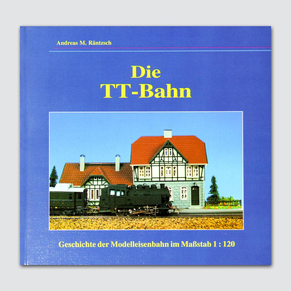 Die TT-Bahn Vorderansicht