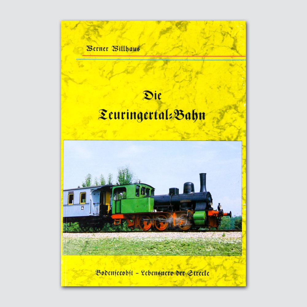 Die Teuringertal-Bahn Vorderseite
