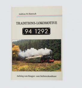 Broschüre der Traditions-Lokomotive 94 1292