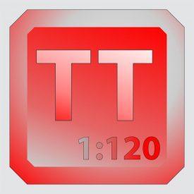 Spur TT - 1:120