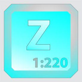 Spur Z - 1:220