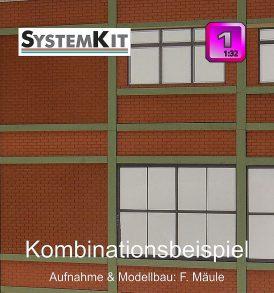 Montagebeispiel Teile SystemKit