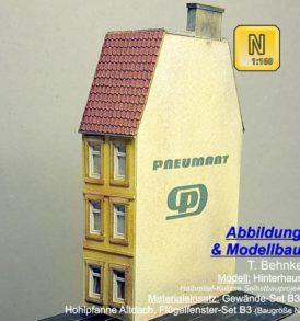 Einsatzbeispiel Hinterhaus