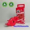 Kassette zum Nachfüllen von Pritt Kleberoller glue refill permanent