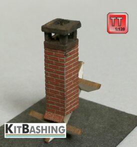 Schornstein-Set A für Baugröße TT