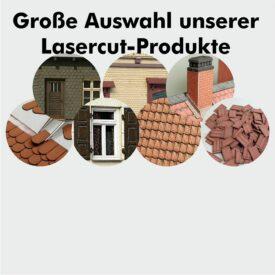 Lasercut Produkte