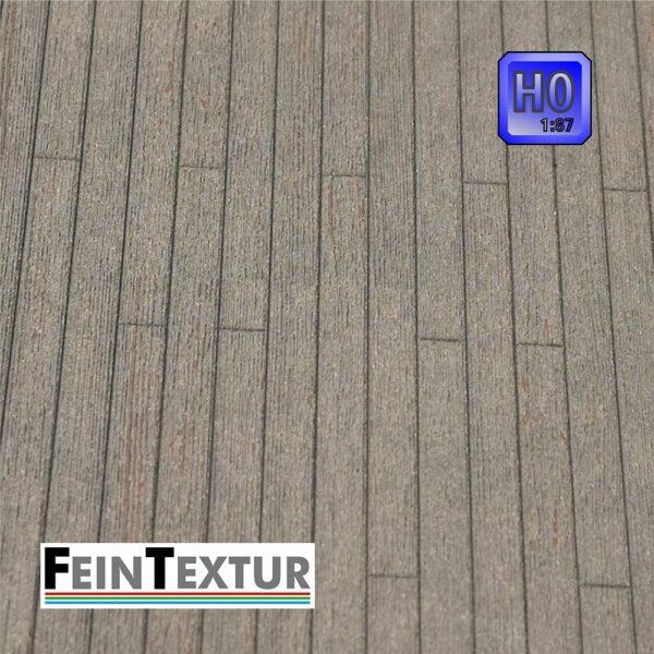 Spur H0 Bastelplatte für Holzfußböden Maßstab 1:87 in 3 Farben