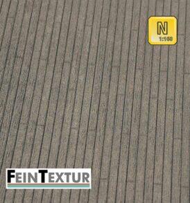 Holzdielen für Modellbau-Fußboden in Spur N
