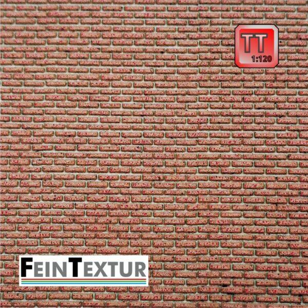 Mauerplatten für Backsteinwände