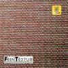 Backstein Kreuzverbandmauer für Modellbau in Nenngröße N aus farbigem Lasercut