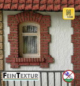Fenster und Türgewände E1 Mauerziegel